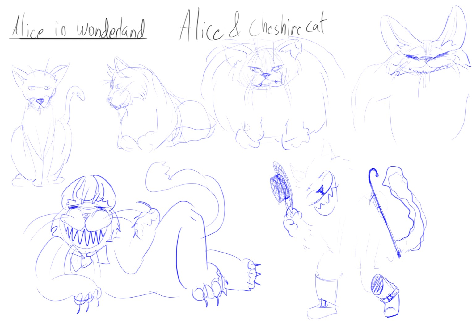 Alice - Cheshire Cat (2)