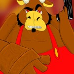 Boes-Hellboy mashup