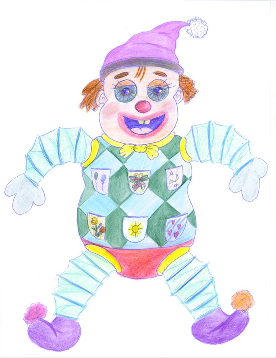 Magic Clown 1