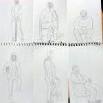 Quick Sketches (6)