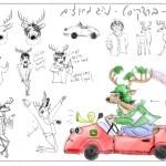 Racer-Deer