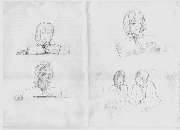 Random Quick Sketches (12)