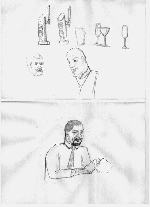 Random Quick Sketches (14)