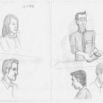 Random Quick Sketches (15)
