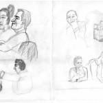 Random Quick Sketches (3)