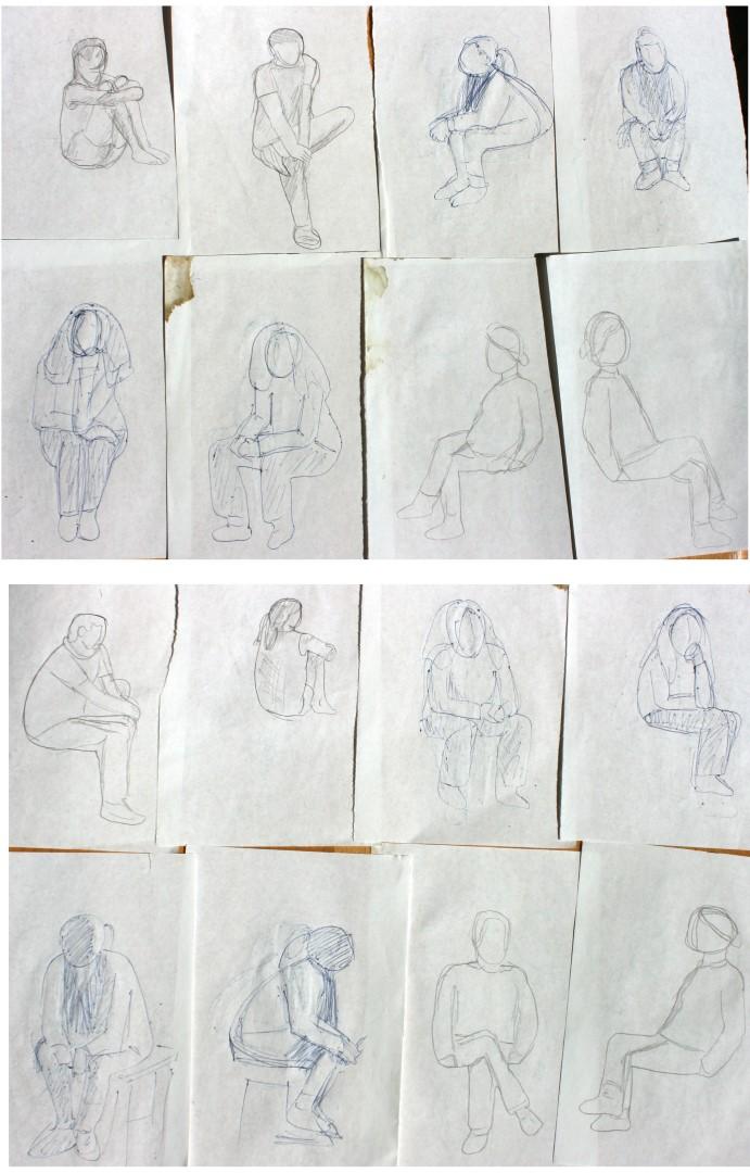 quick sketches (1)